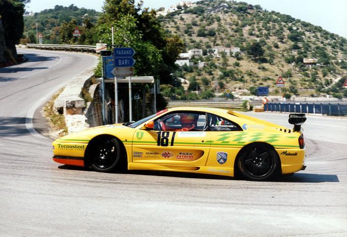 Abramo Antonicelli a Fasano nel 2002