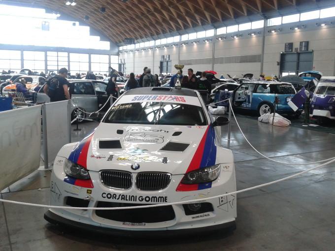 My Special car 2012 con Antonicelli
