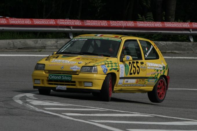 Vallecamonica 2004 Renault ClioVallecamonica 2004 Renault Clio