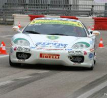 Antonicelli in Ferrari Leo Isolani