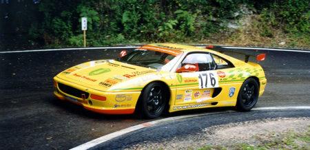 Ferrari e Abramo Antonicelli 2002 ad Ascoli