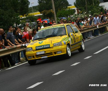 Stagione 2004 a Fasano Renault Clio